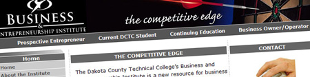 Dakota County Technical College Business and Entrepreneur Institute